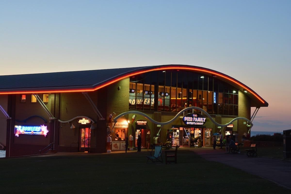 Hunstanton Pier Family Entertainment Centre